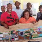 Recording Mount Pleasant's history through art